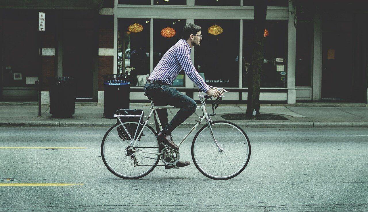 Commuter Road Bike