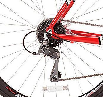 Giordano Libero Gears & Shifting